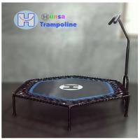 แทรมโพลีน 6 เหลี่ยม Hexagon Trampoline